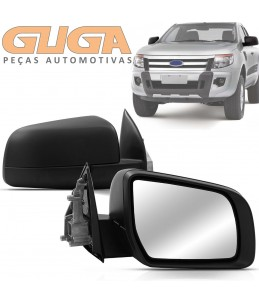 Retrovisor Ford Ranger 2013...